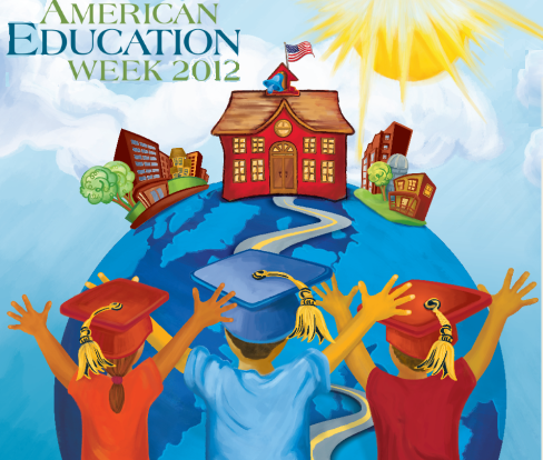 American Education Week 2012