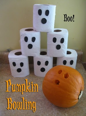 Pumpkin bowling is a popular activity and can be done in a variety of ways. Source: Pumpkin bowling is a popular activity and can be done in a variety of ways. Source: Be Different...Act Normal