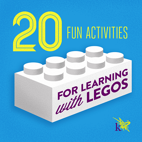 20 Fun Activities for Learning with Legos