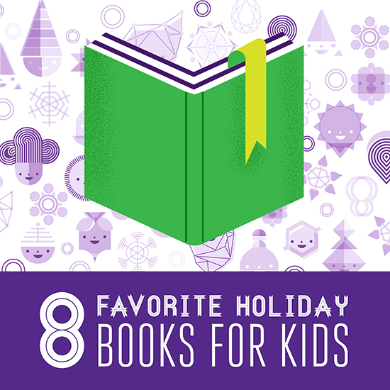 These are our favorite holiday books, from your K12 bloggers!