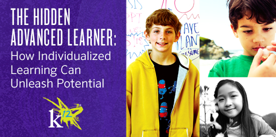 The Hidden Advanced Learner: How Individualized Learning Can Unleash Potential