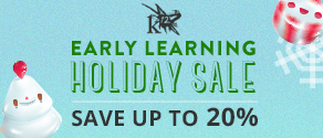 This holiday season, K12 is offering up to 20% off early learning products Embark12 and Noodleverse. Check out these holiday deals today!