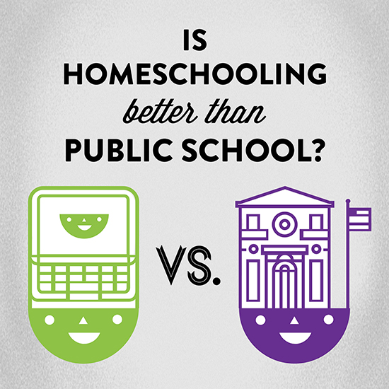 Is Homeschooling Better Than Public School?