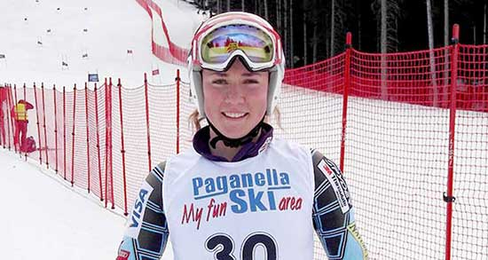All Eyes are on Teenage Slalom Skier Mikaela Shiffrin at Sochi