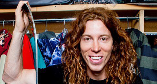 Shaun White Aims for Gold in Sochi