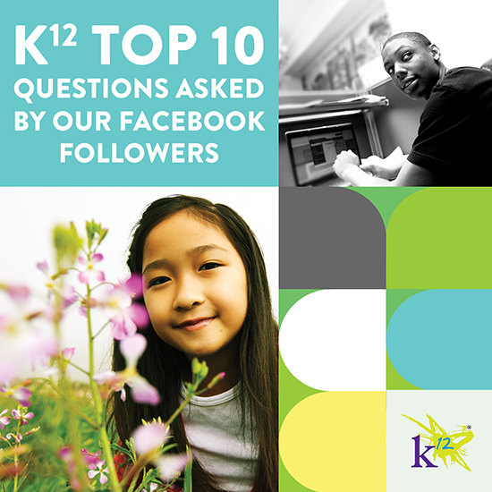 You asked, we listened. Read on for answers to the top 10 most frequently asked questions on our Facebook page.