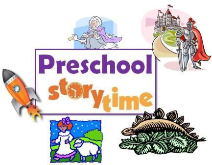 K12 Preschool Storytime