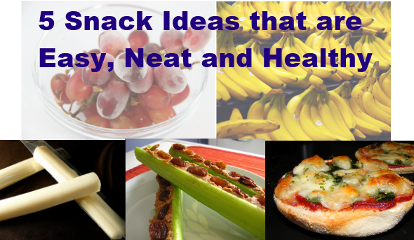 5 Snack Ideas from K12, Inc.