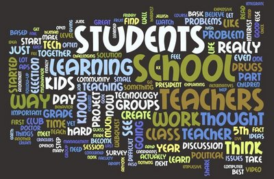 Wordle: Back to School