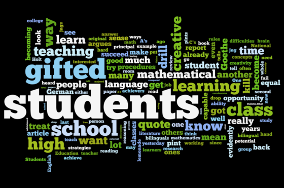 Gifted Learners at K12