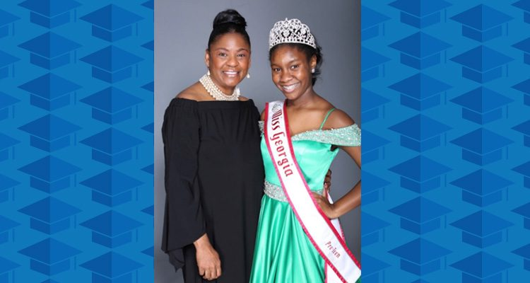 GCA Student Earns Another Pageant Crown!