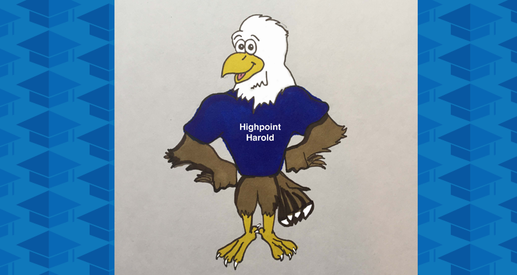 Sneak Peek! HVAM Takes the Wraps off its School Mascot!