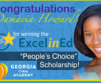 One-on-One with 'Choices in Ed' Video Contest Winner Damācia Howard