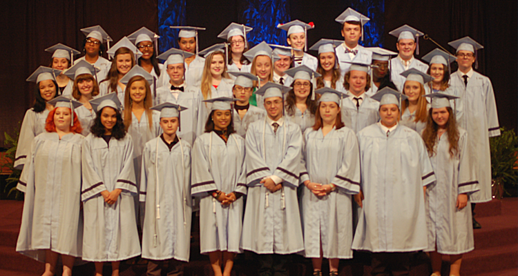 NCVA Celebrates First-Ever Graduating Class!